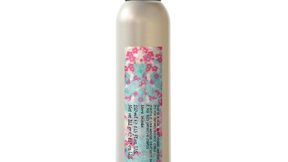 This is a Curl Moisturizing Mousse