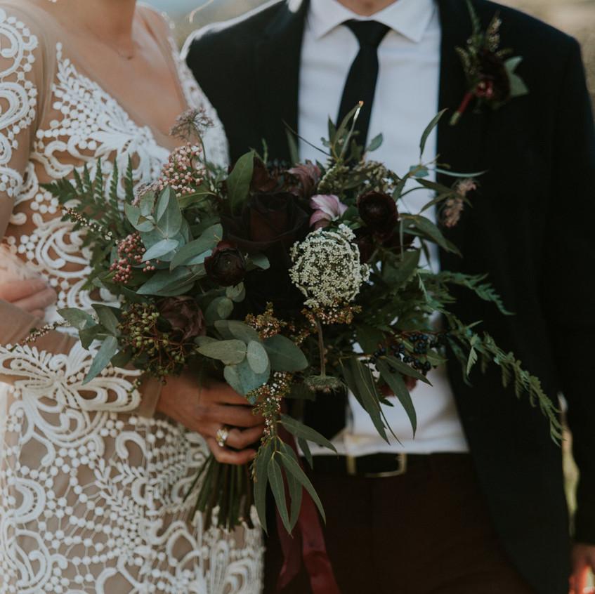 Blake and Reece's wedding