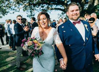 Gorgeous Fig Tree Wedding