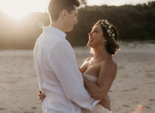 Secret Byron Bay Elopement