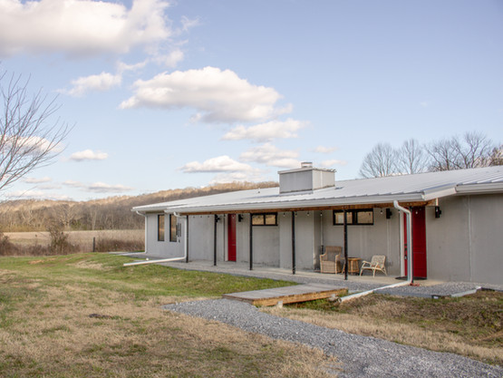 CONCRETE HOUSE ON THE HARPETH