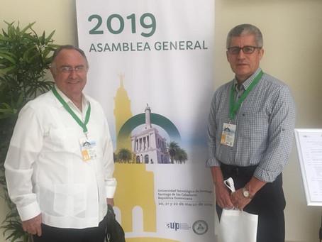 USM ASISTE A LA ASAMBLEA GENERAL 2019 DE AUIP
