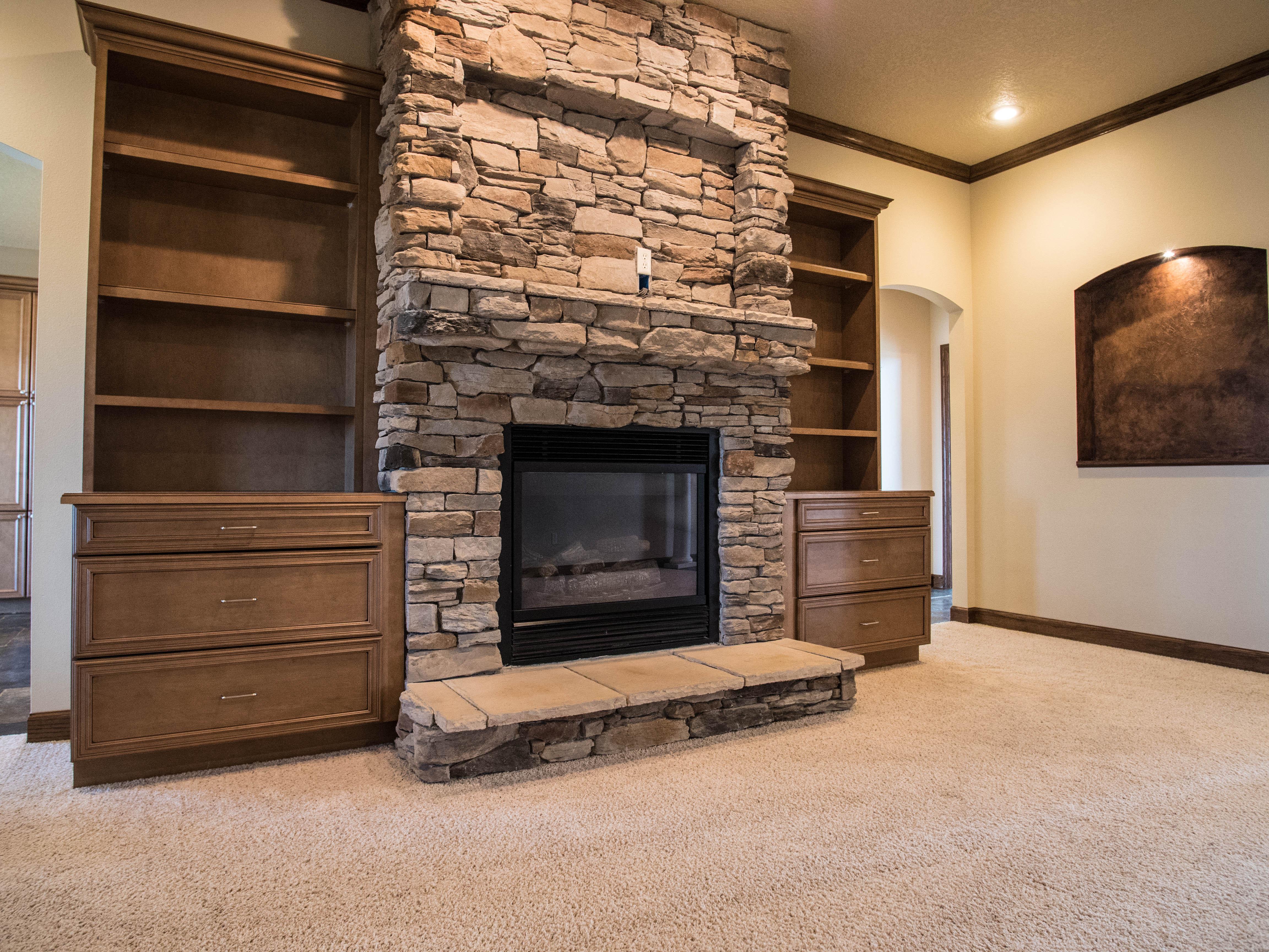 IHP - Fireplace