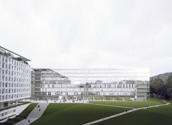 Siège de l'OMS à Genève