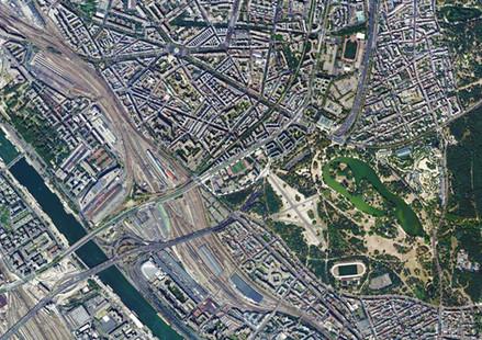 Secteur Léo Lagrange à Paris
