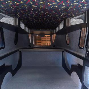 Inner trim panels