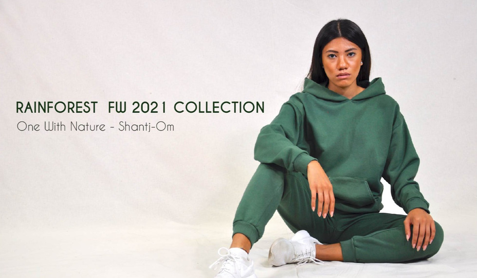 NEW RAINFOREST FW 2021 COLLECTION