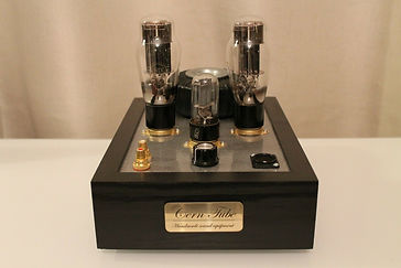 Headphone Tube Lamp Amplifier OTL