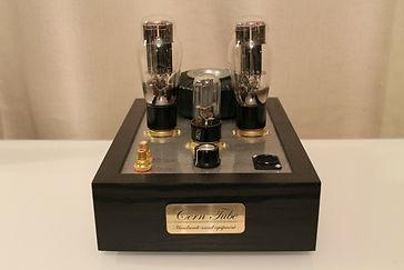 Headphone Tube Lamp Amplifier OTL