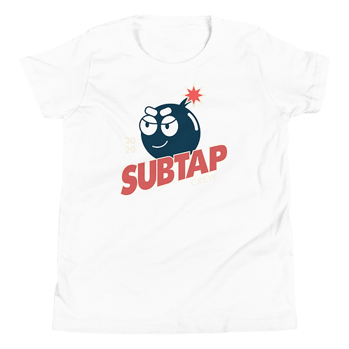 SUBTAP CREW - Youth Short Sleeve T-Shirt