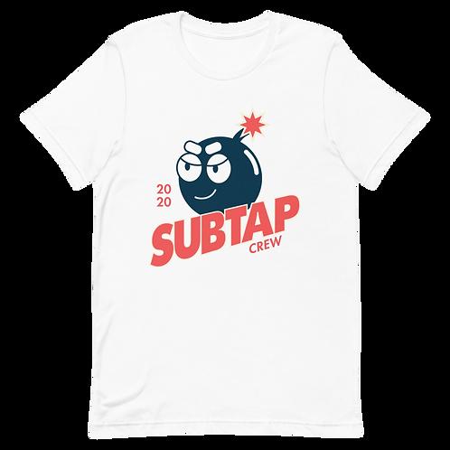 SUBTAP CREW - Short-Sleeve Unisex T-Shirt