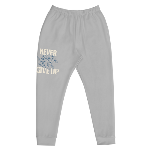 NEVER GIVE UP - Grey
