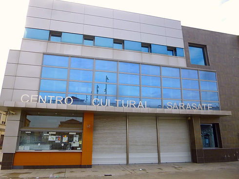 Castejón_(Navarra)_-_Centro_Cultural_Sar