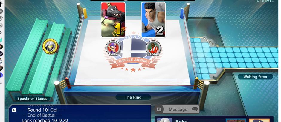 Smash toernooi