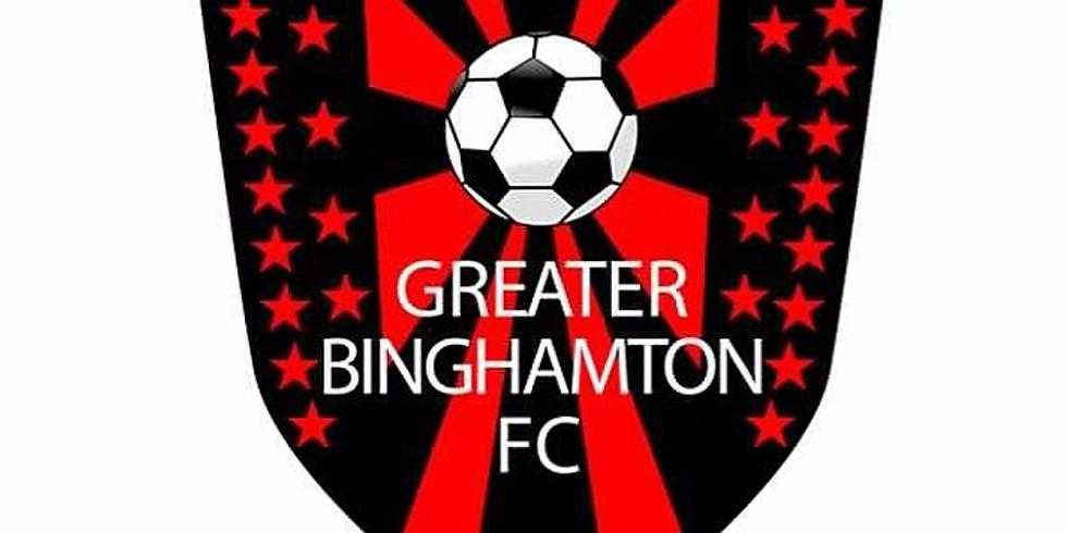 vs Greater Binghamton FC