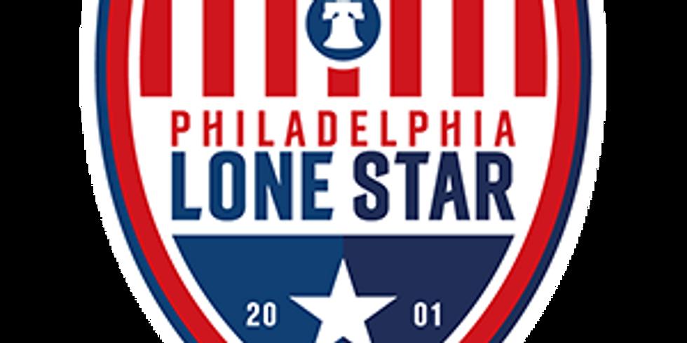 vs Philadelphia Lone Star FC