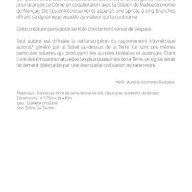 Livret PRÉSENCES p.5