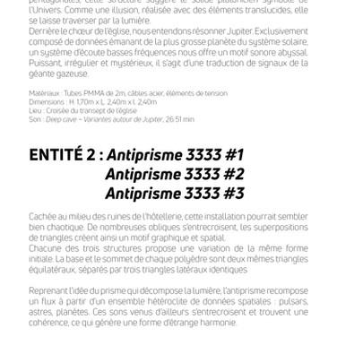 Livret PRÉSENCES p.4