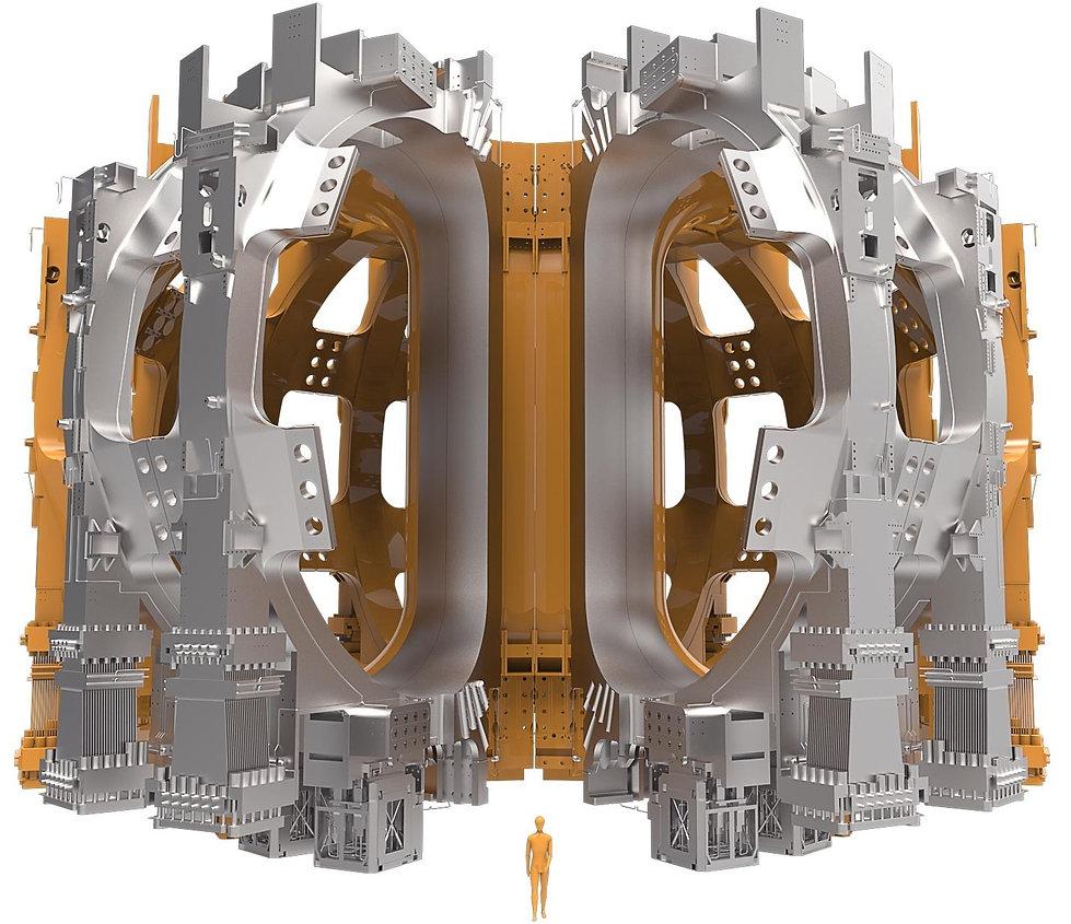 ITER TOROIDAL FIELD COILS