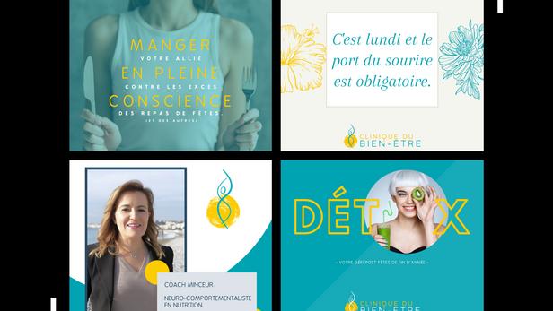 Digital - La Clinique du Bien Être