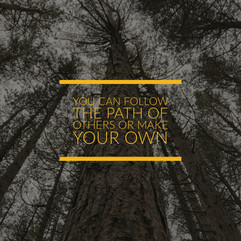 Path of yours