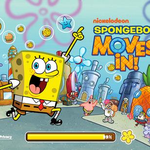 SpongBob Splash Screen