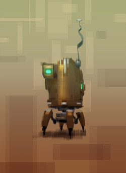 Little bot