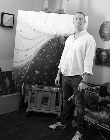 Joe in Studio