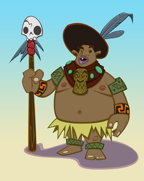 Native chubby