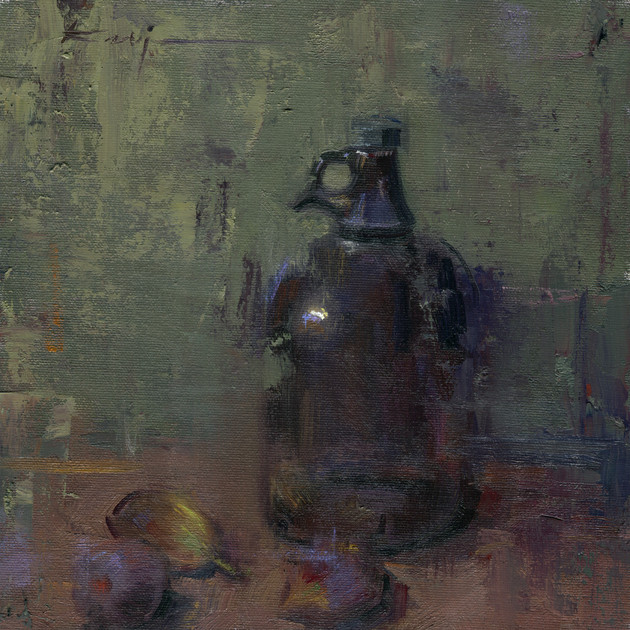 3 figs and a jug