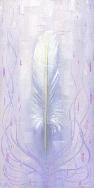 feather of the light