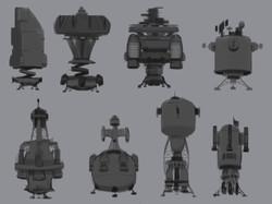 Lander Concepts