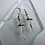 Thumbnail: Dagger earrings