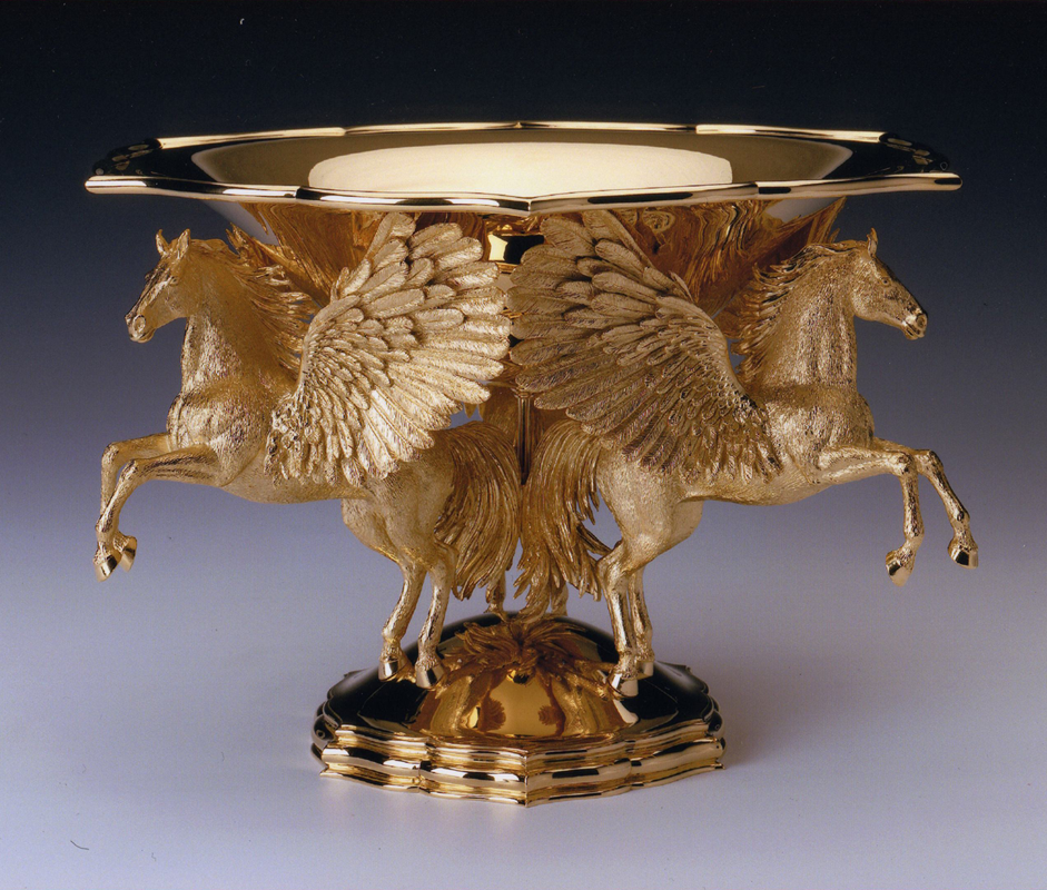 WINGED HORSES BOWL