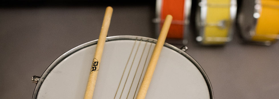 Samba Drums photo by Jenny Harper