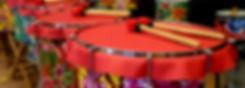 Samba Drums photo by Mika