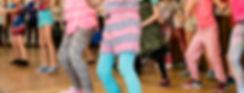 School Dance Workshop photo by Jenny Harper