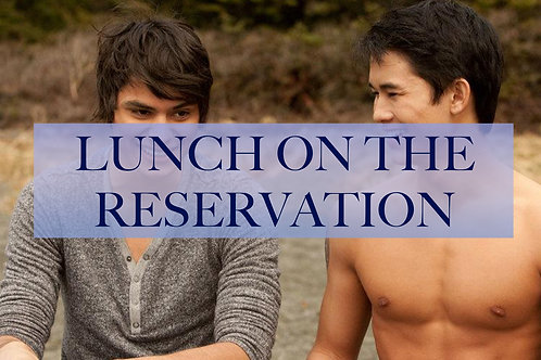 Lunch on the Reservation