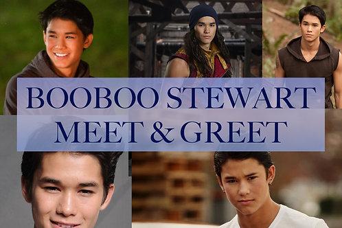 Booboo Stewart Meet & Greet