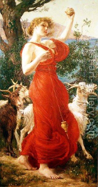 The Goat Girl, Corbet