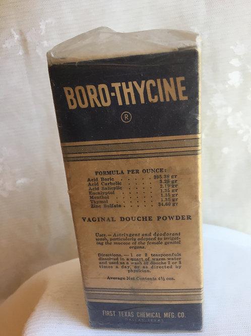 Vintage Douche Powder