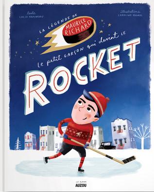 La légende de Maurice Richard, le petit garçon qui devint le Rocket