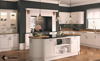Oxford White from The Kitchen Island