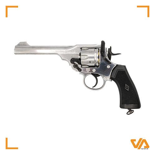Webley Mk6 Silver Revolver