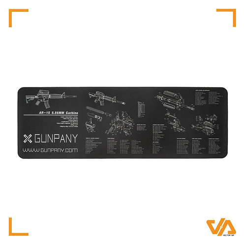 AR-15 Carbine Maintenance Mat