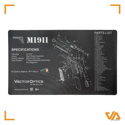 M1911 Maintenance Mat