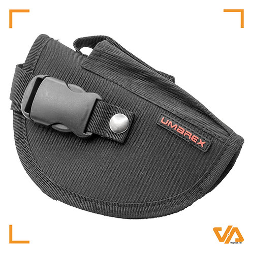 UMAREX Belt Holster with Magazine Pouch
