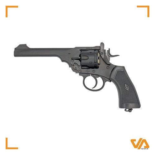 Webley Mk6 Black Revolver