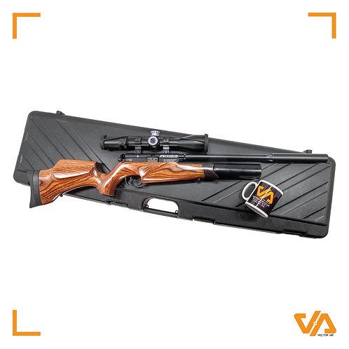 BSA R10 Nutmeg Laminate Rifle Kit