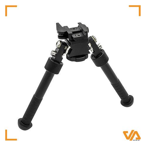 "Atlas type 4-9"" Tactical Foldable Rifle Bipod"